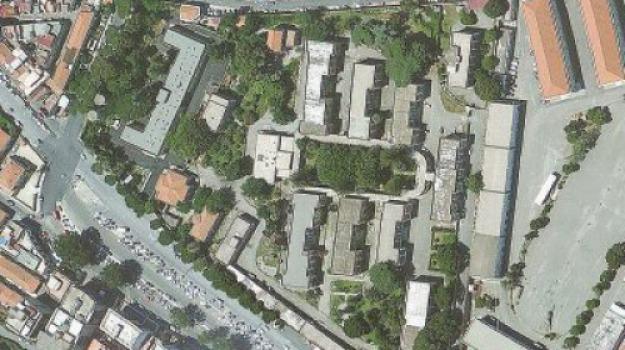 palagiustizia, Messina, Archivio