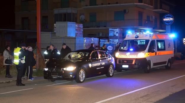 incidente mili, rebecca  lazzarini, Messina, Archivio