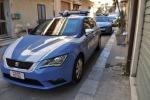 Messina, prima aggredisce la compagna e poi i poliziotti: arrestato un 28enne