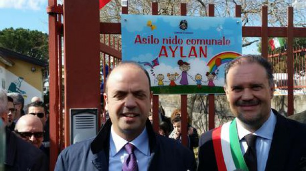 adrano, asilo ayan, Sicilia, Archivio