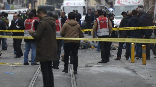 attentato, istanbul, Sicilia, Archivio, Cronaca