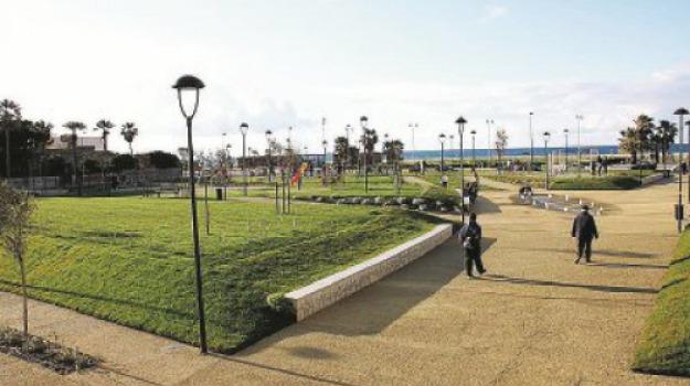 parco urbano spadafora, Messina, Archivio