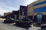 Il centro commerciale Due Mari di Maida