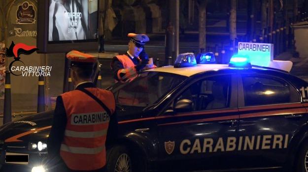 19enne in carcere, carabinieri, condanna per rapina, pena definitiva, vittoria, Sicilia, Archivio