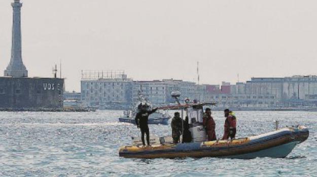 scomparso in mare, Messina, Archivio