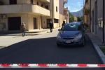 Ferito imprenditore a Gallina, il video