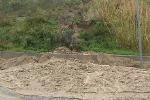 Vibo Valentia, poche ore di pioggia e danni tra Monte Cucco e Spadola
