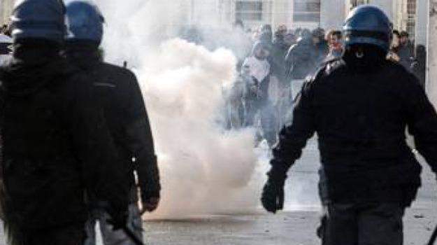 lazio, palermo, scontri, ultras, Sicilia, Sport