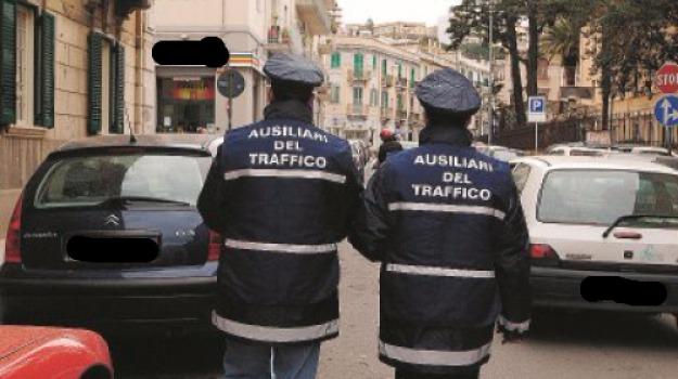ausiliari del traffico, Messina, Archivio
