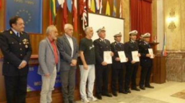 encomi polizia municipale, Messina, Archivio