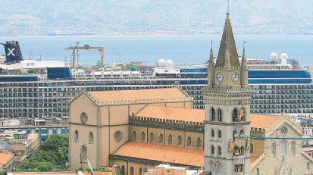 crociere, messina, Messina, Archivio