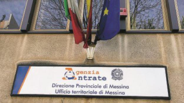 agenzia delle entrate, Messina, Archivio