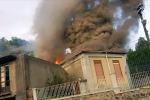 Mili San Pietro, incendio devasta scuola elementare