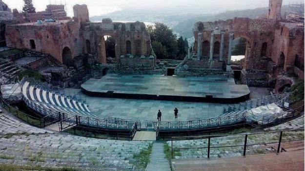 taoarte, Messina, Sicilia, Archivio