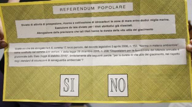 referendum sicilia, Sicilia, Archivio