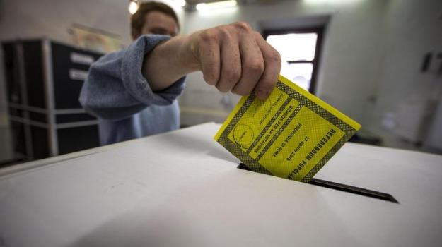 referendum, Messina, Sicilia, Archivio