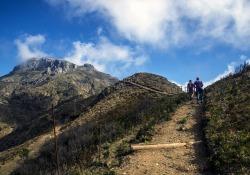 Ascesa al Monte