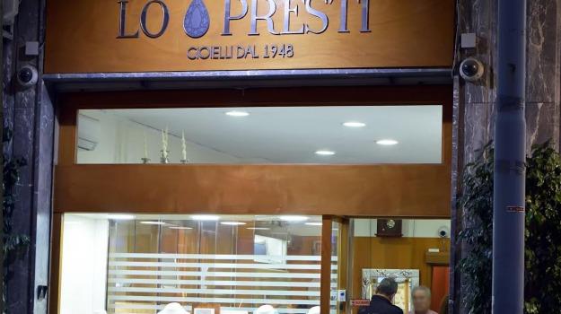 rapina gioielleria, Messina, Archivio