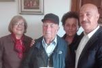 Nonno Alessandro, un giovanotto... di 100 anni