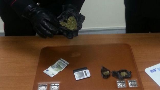 arrestato 22enne, Biagio Giugno, pozzallo, spaccio droga, Sicilia, Archivio