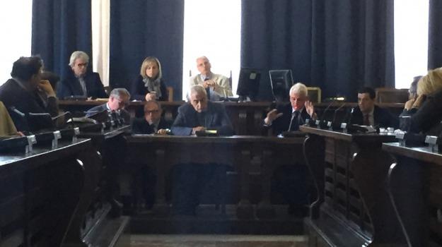 bilancio in commissione, Messina, Archivio
