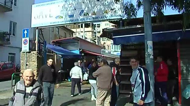 mercatii, ordinanza De Luca, Messina, Sicilia, Cronaca