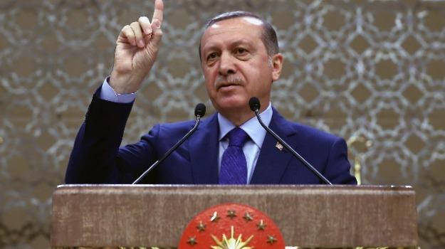 turchia, Donald Trump, erdogan, Sicilia, Mondo
