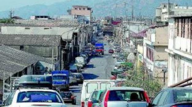 don blasco, lavori, stop, Messina, Archivio