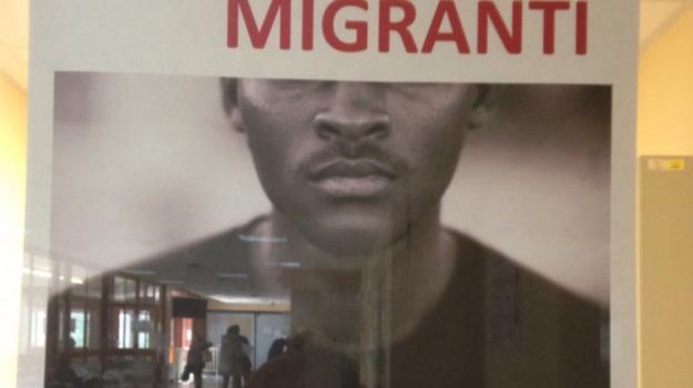 messina, sportello migranti, Messina, Archivio