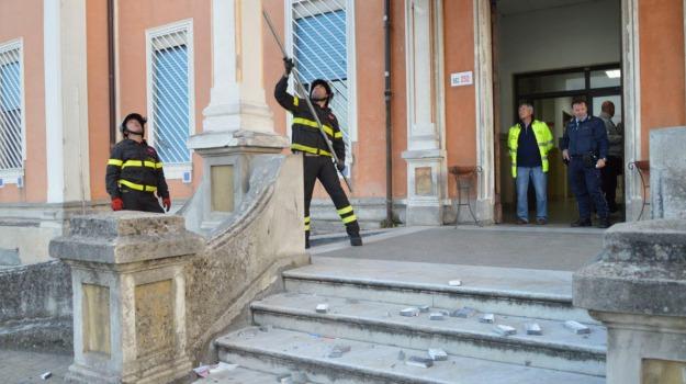cornicione piemonte, Messina, Archivio