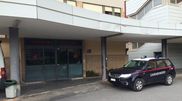 carabinieri, Colpo di pistola a una gamba, Diciottenne ferito, ospedale modica, pozzallo, Sicilia, Archivio