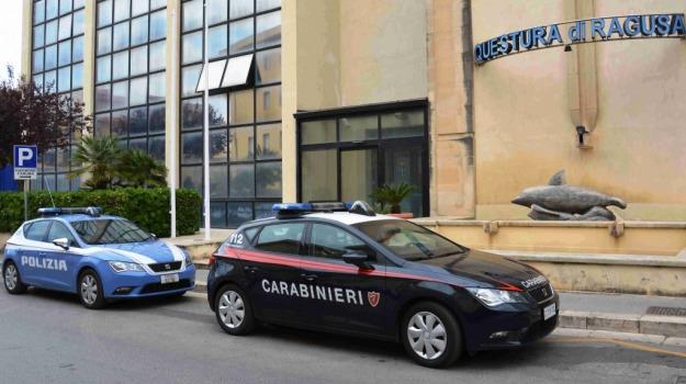 carabinieri, due arresti, Furti di scooter, Gelesi bloccati, polizia, ragusa, Sicilia, Archivio