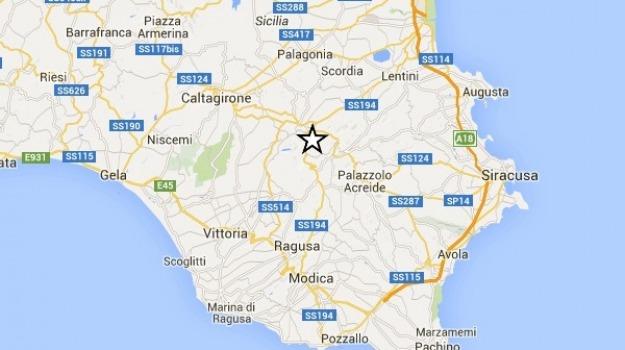 Monterosso Almo, monti iblei, ragusa, terremoto, Sicilia, Archivio