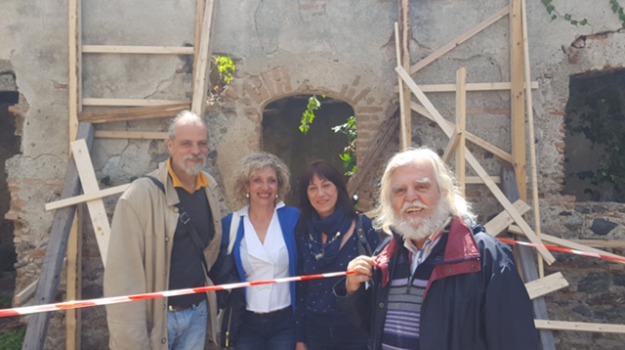 dimitri salonia, Messina, Archivio