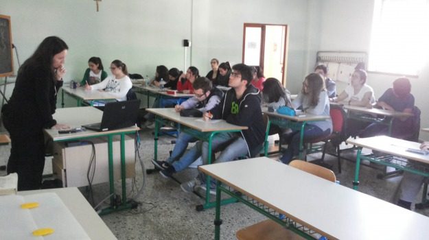 liceo empedocle messina, liceo la farina, Messina, Archivio