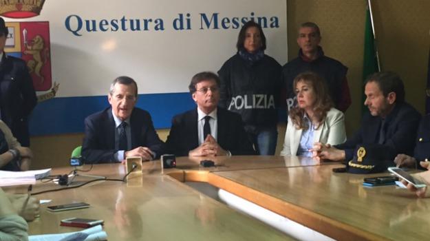 operazione matassa, Messina, Sicilia, Archivio