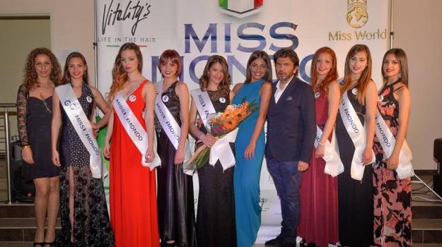 miss mondo, modelle, Messina, Archivio