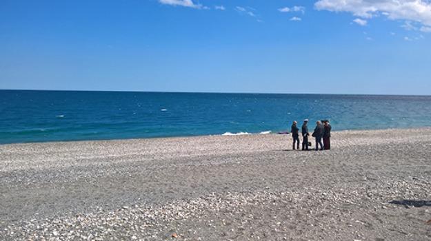 guardia costiera, rocca imperiale, sequestrati 1000 mq di spiaggia, tutela delle coste, Cosenza, Calabria, Cronaca