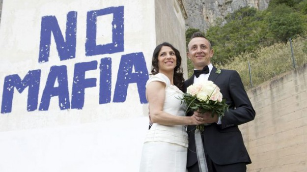 foto delle nozze, strage di capaci, Sicilia, Archivio