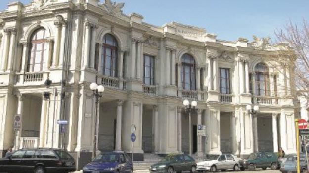 palazzo dei leoni, Messina, Archivio