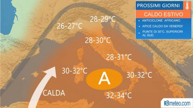calabria, catanzaro, cosenza, crotone, messina, meteo, reggio calabria, sicilia, vibo valentia, Sicilia, Calabria, Archivio