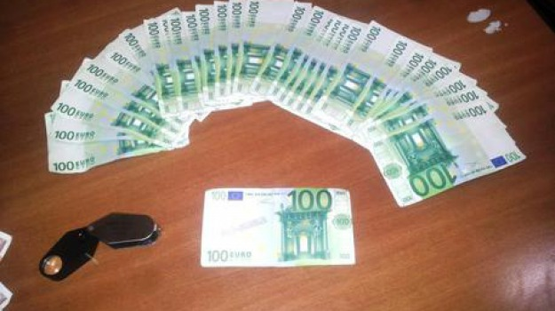 banconote false, gdf, roseto capo spulico, Cosenza, Archivio
