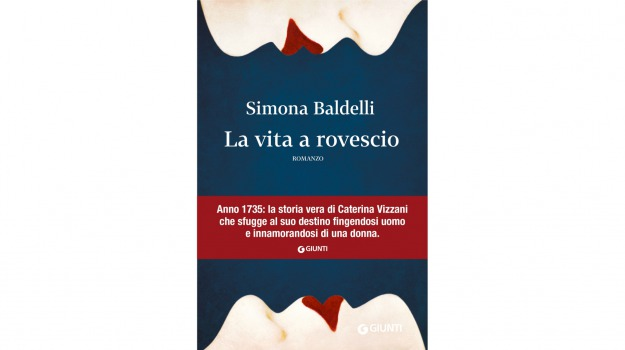 La vita a rovescio, Simona Baldelli, IoLeggo