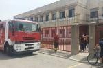 Crolla soffitto, ferite tre studentesse