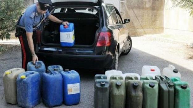 arresti domiciliari, carabinieri, chiaramonte gulfi, furto gasolio, ladri romeni, Sicilia, Archivio