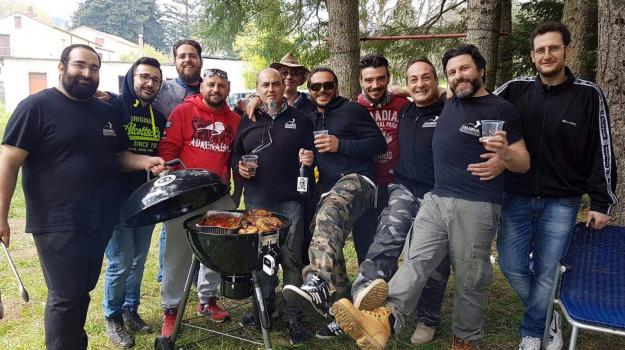 barbecue, montepaone, Catanzaro, Archivio