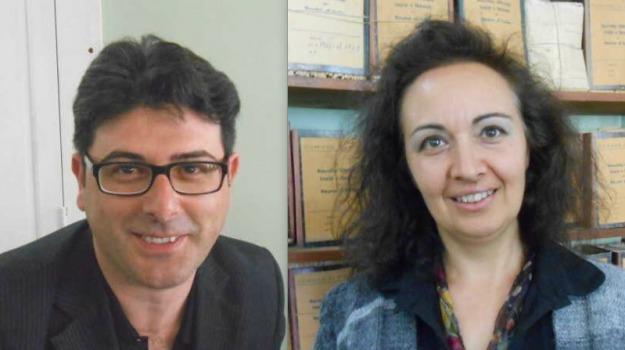 Giuseppe Gervasi e Maria Caterina Spanò, riace, Reggio, Archivio