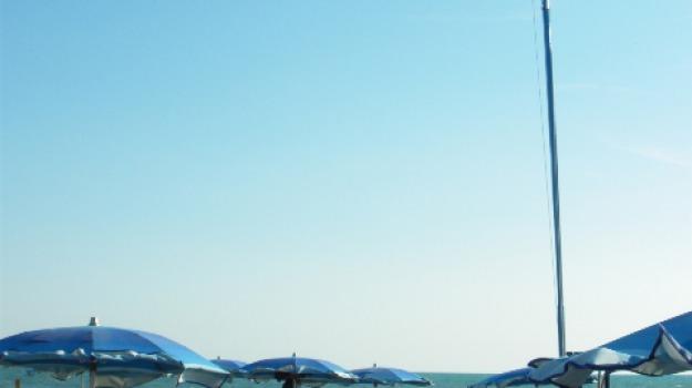 bandiere blu, sicilia, Messina, Sicilia, Archivio