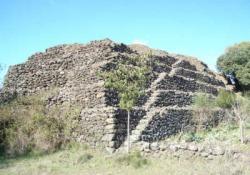 Una delle piramidi