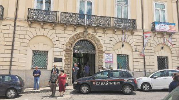 polistena, rapina in banca, Reggio, Calabria, Archivio